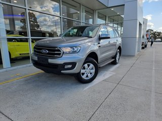2020 Ford Everest UA II 2020.75MY Ambiente Silver 6 Speed Sports Automatic SUV.