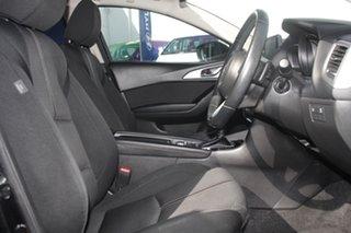 2017 Mazda 3 BN5238 SP25 SKYACTIV-Drive Black 6 Speed Sports Automatic Sedan
