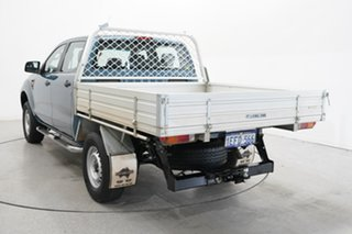 2013 Ford Ranger PX XL Hi-Rider Blue 6 Speed Manual Utility.