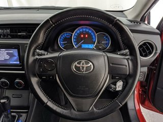 2013 Toyota Corolla ZRE182R Ascent S-CVT Red 7 Speed Constant Variable Hatchback