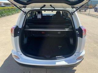2017 Toyota RAV4 ZSA42R GX 2WD White/230517 7 Speed Constant Variable Wagon