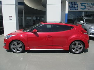 2014 Hyundai Veloster FS3 SR Turbo Red 6 Speed Automatic Coupe.