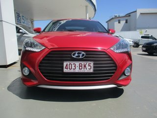 2014 Hyundai Veloster FS3 SR Turbo Red 6 Speed Automatic Coupe