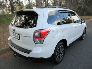 2016 Subaru Forester S4 MY17 2.5i-S CVT AWD Crystal White 6 Speed Constant Variable Wagon.