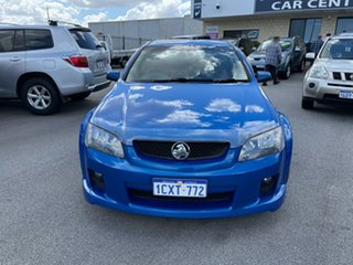 2008 Holden Commodore VE MY09 SS Blue 6 Speed Automatic Sportswagon.