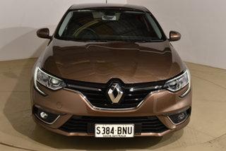 2016 Renault Megane BFB Zen EDC Brown 7 Speed Sports Automatic Dual Clutch Hatchback.