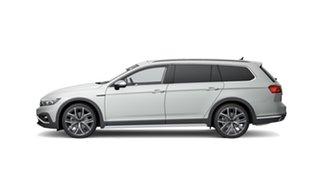 2021 Volkswagen Passat B8 162 TSI Premium Pure White 7 Speed Semi Auto SUV.