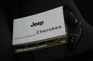 2014 Jeep Cherokee KL Longitude Mango Tango 9 Speed Sports Automatic Wagon