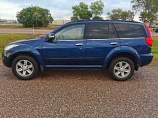 2011 Great Wall X240 CC6461KY Blue 5 Speed Manual Wagon