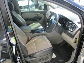 2015 Kia Carnival YP MY16 Update SLi Black 6 Speed Automatic Wagon