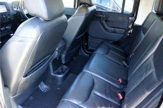 2014 Jeep Wrangler JK MY2014 Unlimited Blackhawk 5 Speed Automatic Hardtop