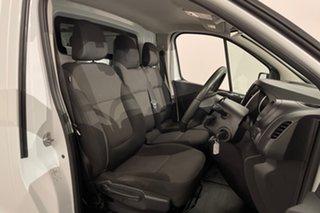 2020 Renault Trafic X82 MY21 Pro Low Roof LWB 85kW White 6 speed Manual Van
