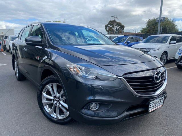 Used Mazda CX-9 TB10A5 Grand Touring Activematic AWD Hillcrest, 2013 Mazda CX-9 TB10A5 Grand Touring Activematic AWD Grey 6 Speed Sports Automatic Wagon