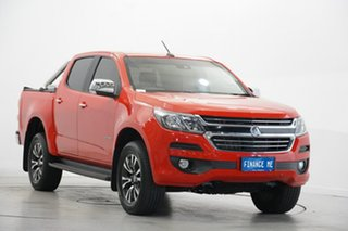 2019 Holden Colorado RG MY19 LTZ Pickup Crew Cab Red 6 Speed Sports Automatic Utility