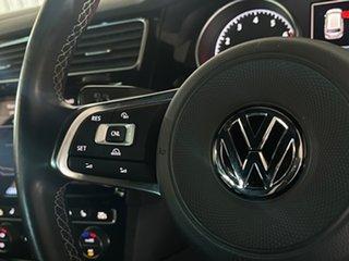2018 Volkswagen Golf 7.5 MY18 110TSI DSG Highline White 7 Speed Sports Automatic Dual Clutch Wagon