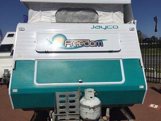 2004 Jayco Freedom Off Road Van.