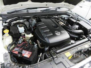 2007 Nissan Pathfinder R51 MY07 ST (4x4) White 5 Speed Automatic Wagon