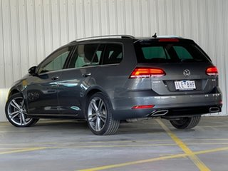 2017 Volkswagen Golf 7.5 MY18 110TSI DSG Highline Grey 7 Speed Sports Automatic Dual Clutch Wagon.