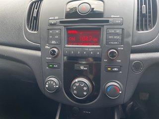 2012 Kia Cerato TD MY12 SI Red 6 Speed Manual Sedan
