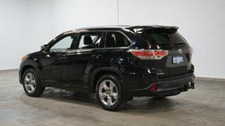 2016 Toyota Kluger GSU55R Grande AWD Eclipse Black 6 Speed Sports Automatic Wagon.
