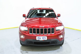 2013 Jeep Grand Cherokee WK MY2013 Laredo Red 5 Speed Sports Automatic Wagon.