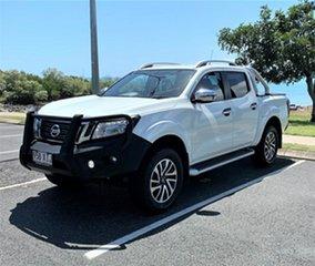 2017 Nissan Navara D23 S3 ST-X White Automatic.