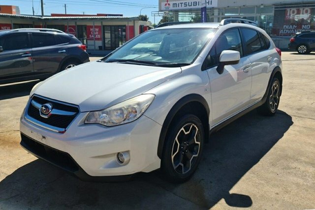 Used Subaru XV G4X MY12 2.0i-L Lineartronic AWD Chullora, 2012 Subaru XV G4X MY12 2.0i-L Lineartronic AWD White 6 Speed Constant Variable Wagon