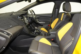 2014 Ford Focus LW MkII ST Yellow 6 Speed Manual Hatchback
