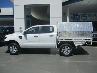 2016 Ford Ranger XL XL 3.2 (4x4) White 6 Speed Automatic Dual Cab.