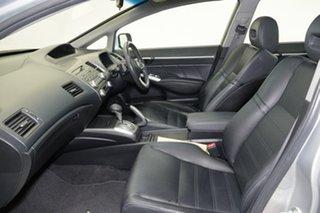 2009 Honda Civic 8th Gen MY10 Sport Silver 5 Speed Automatic Sedan
