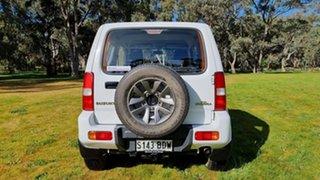 2015 Suzuki Jimny SN413 T6 Sierra White 5 Speed Manual Hardtop