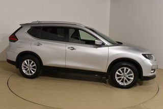 2017 Nissan X-Trail T32 ST-L X-tronic 2WD Silver 7 Speed Constant Variable Wagon