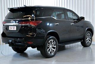 2016 Toyota Fortuner GUN156R Crusade Black 6 Speed Automatic Wagon
