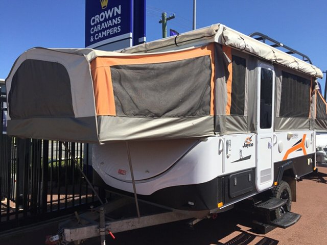 Used Jayco Swan Outback St James, 2016 Jayco Swan Outback Caravan
