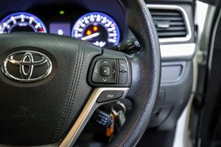 2016 Toyota Kluger GSU55R GX AWD White 6 Speed Sports Automatic Wagon
