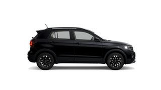 2021 Volkswagen T-Cross C1 85TSI Life Deep Black Pearl Effect 7 Speed Semi Auto SUV