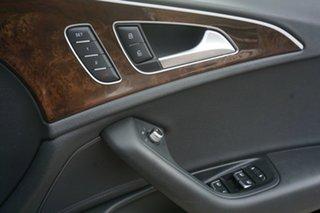 2012 Audi A6 4G S Tronic Quattro Black 7 Speed Sports Automatic Dual Clutch Sedan