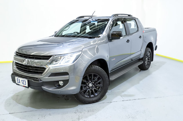 Used Holden Colorado RG MY17 Z71 Pickup Crew Cab Canning Vale, 2016 Holden Colorado RG MY17 Z71 Pickup Crew Cab Grey 6 Speed Sports Automatic Utility