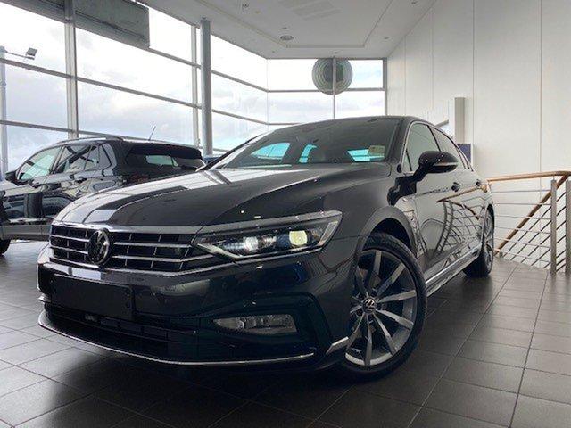 New Volkswagen Passat 3C (B8) MY21 162TSI DSG Elegance Brookvale, 2021 Volkswagen Passat 3C (B8) MY21 162TSI DSG Elegance Manganese Grey Metallic 6 Speed