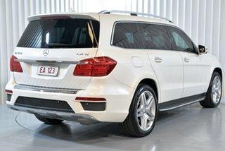 2013 Mercedes-Benz GL350 BlueTec X166 White 7 Speed Automatic Wagon