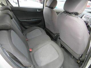 2012 Hyundai i20 PB MY12.5 Active Silver 6 Speed Manual Hatchback