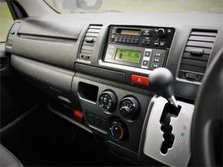 2015 Toyota HiAce KDH201V DX White 4 Speed Automatic Van