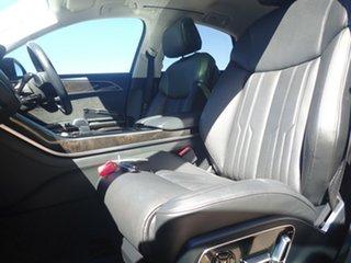 2019 Audi A8 4N MY20 50 TDI Quattro Mhev Black Panther 8 Speed Automatic Tiptronic Sedan