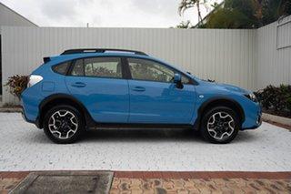 2016 Subaru XV G4X MY17 2.0i Lineartronic AWD Blue 6 Speed Constant Variable Wagon.