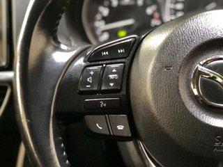 2013 Mazda 6 GJ1031 Sport SKYACTIV-Drive Black 6 Speed Sports Automatic Sedan