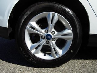 2015 Ford Focus LW MK2 MY14 Trend White 6 Speed Automatic Hatchback.