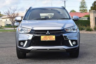 2018 Mitsubishi ASX XC MY19 ES 2WD ADAS Silver 1 Speed Constant Variable Wagon.