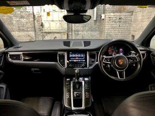 2015 Porsche Macan 95B MY16 S PDK AWD Black 7 Speed Sports Automatic Dual Clutch Wagon