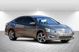 2014 Nissan Altima L33 ST-L X-tronic Anthracite Brown 1 Speed Constant Variable Sedan.