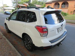 2016 Subaru Forester S4 MY17 2.5i-S CVT AWD Crystal White 6 Speed Constant Variable Wagon
